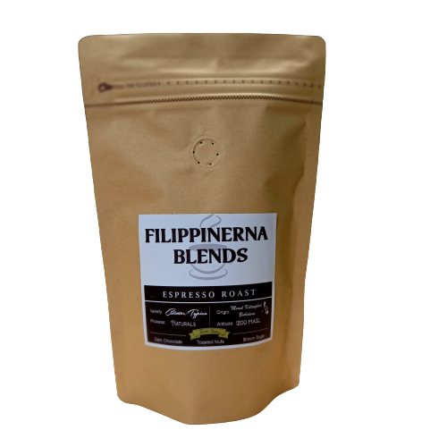 Filippinerna Blends - Espresso Roast (Bukidnon), 200g, BUY 1 GET 1 for FREE