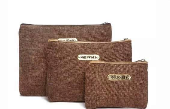 Philippines Pouch, Set of 3