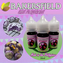 Load image into Gallery viewer, Bakersfield - Flavorade, Ube Flavor, 3 x 30ml