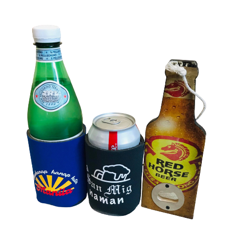 Koozies and Bottle Opener