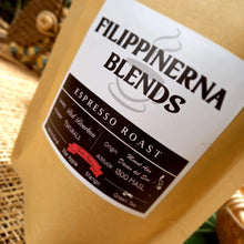 Load image into Gallery viewer, Filippinerna Blends - Espresso Roast (Mt. Apo), 200g, BUY 1 GET 1 for FREE