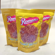 Load image into Gallery viewer, Romana Peanut Brittle Classic 120g