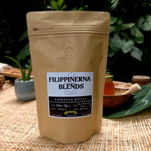 Load image into Gallery viewer, Filippinerna Blends - Espresso Roast (Bukidnon), 200g, BUY 1 GET 1 for FREE