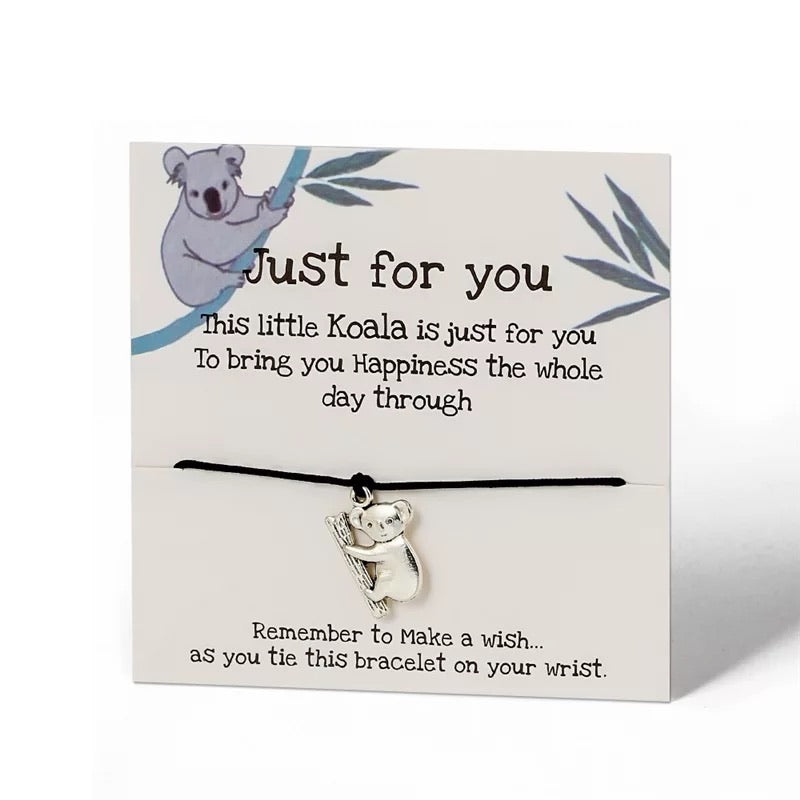 Koala Hospital Rescue Bracelet (Plants 1 Tree)🌲
