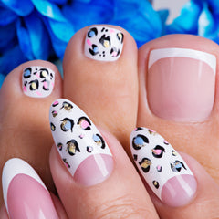 pastel-french-polka-dot-toe-nail-designs
