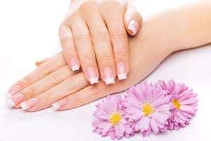 French Gel Manicure - Move Manicure