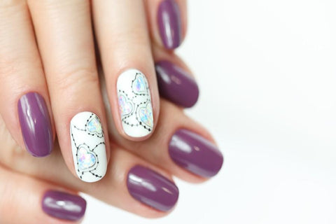 Sweet Heart - Move Manicure