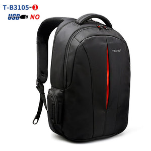 Tigernu Splashproof 15.6inch Laptop Backpack NO Key TSA Anti Theft Men Backpack Travel Teenage Backpack bag male bagpack mochila