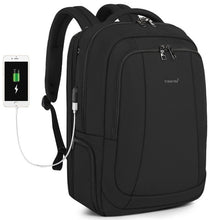 Load image into Gallery viewer, Tigernu Anti Theft Nylon 27L Men 15.6 inch Laptop Backpacks School Fashion Travel Male Mochilas Feminina Casual Women Schoolbag
