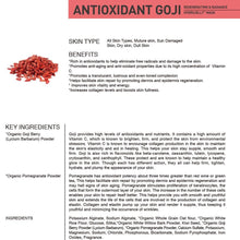 Load image into Gallery viewer, Esthemax Antioxidant Goji Hydrojelly Mask