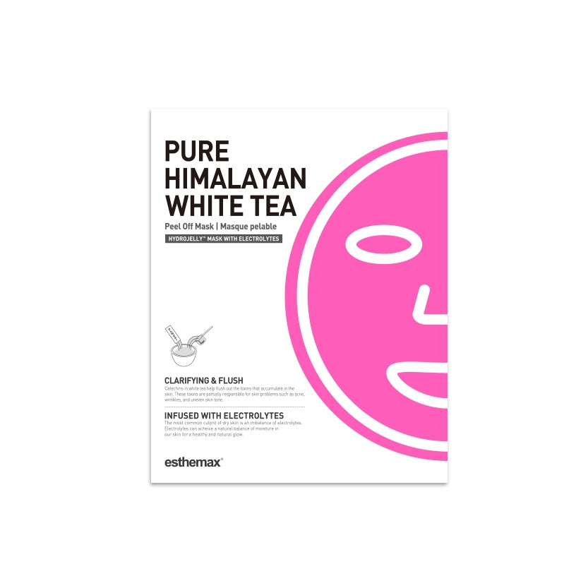 Esthemax Himalayan White Tea Hydrojelly Mask