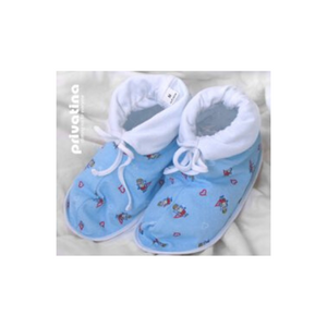 "adult baby shoes ""basic"" (terry)"