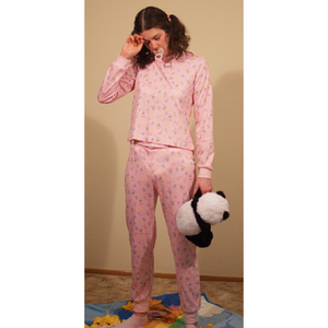 adult baby pajamas - Junior - cotton