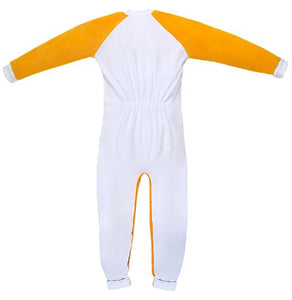 adult baby onesie jumpsuit - JUNIOR - (velour)