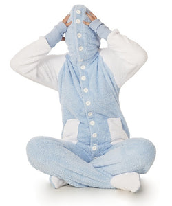 adult baby onesie jumpsuit LUNAR button ultimate