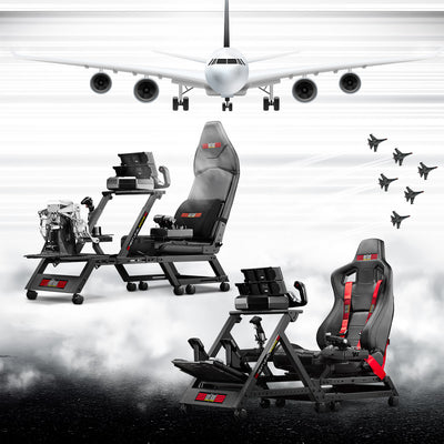 Next Level Racing introduces first generation of flight cockpit