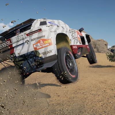 SNOWRUNNER DEVELOPER ANNOUNCES DAKAR 21