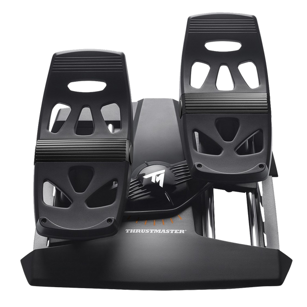 T Flight Rudder Pedals Thrustmaster Flight Pedals - Pagnian Advanced Simulation