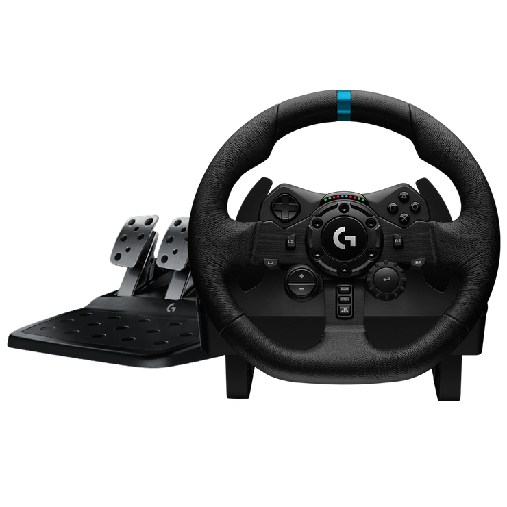 Logitech G923 Trueforce Sim Racing Wheel for PlayStation & PC - Pagnian Advanced Simulation