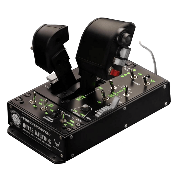 Thrustmaster HOTAS Warthog - Pagnian Advanced Simulation