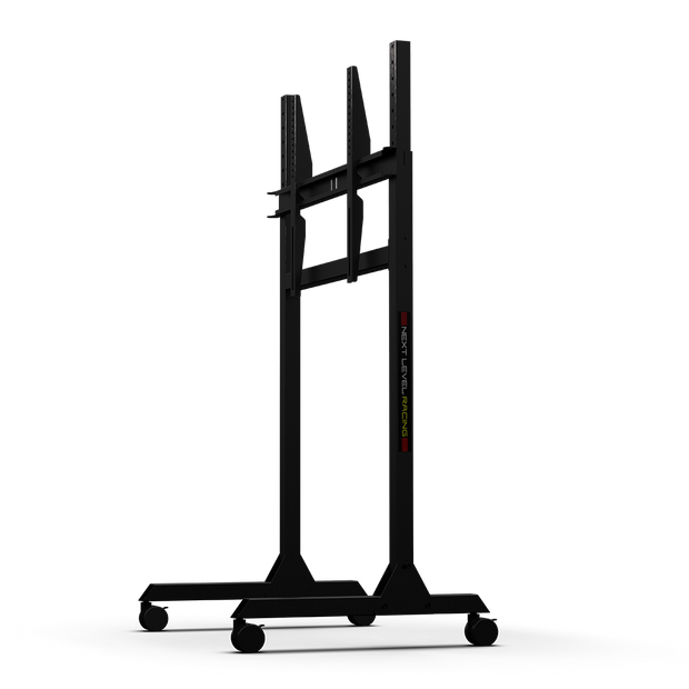 "Next Level Racing Free Standing Single Monitor Stand Supports 24""- 85"" - Pagnian Advanced Simulation"