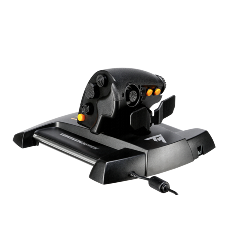 TWCS Thrustmaster Flight Throttle - Pagnian Advanced Simulation