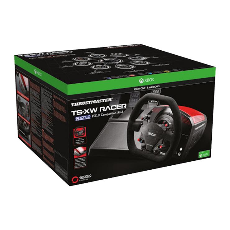 Thrustmaster TS-XW Racer Sparco P310 - Pagnian Advanced Simulation