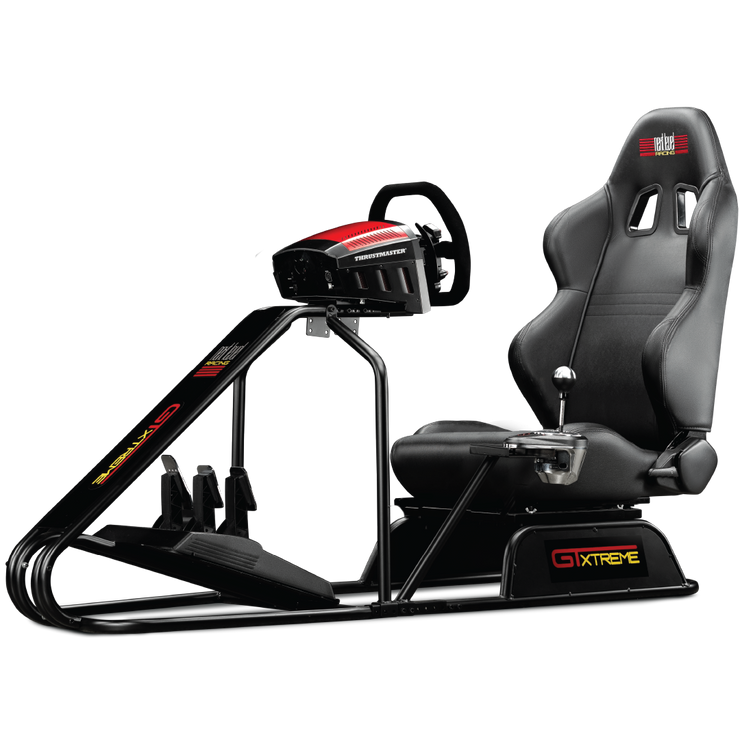 Next Level GTxtreme V2 Racing Simulator Cockpit Chair + FREE Floor Mat - pagnianimports