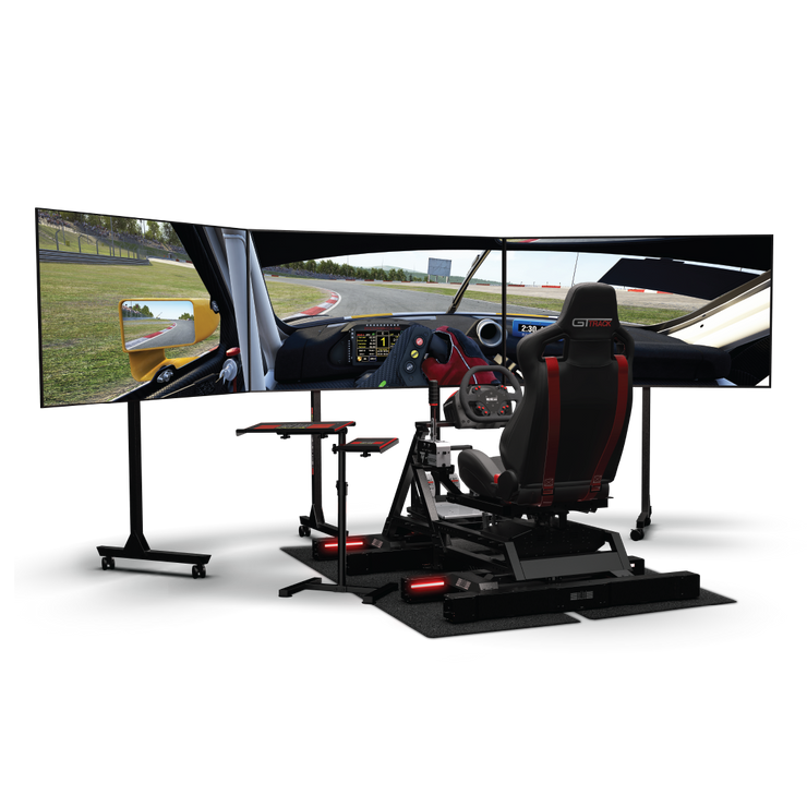 Next Level Racing GTtrack Simulator Racing Cockpit - Pagnian Advanced Simulation