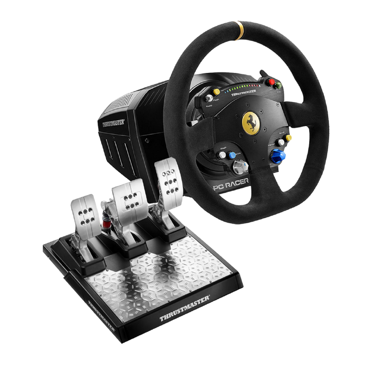 Thrustmaster TS-PC Racer + T-LCM Load Cell Pedals - Pagnian Advanced Simulation
