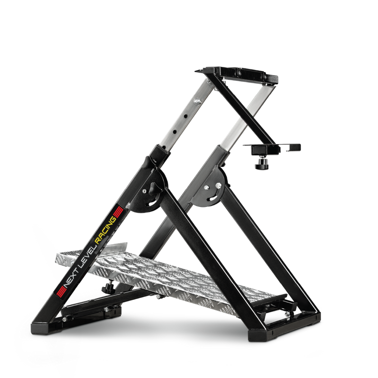 Next Level Racing Wheel Stand for G25-G27-G29-G920, Thrustmaster T500 RS, Fanatec wheels - pagnianimports