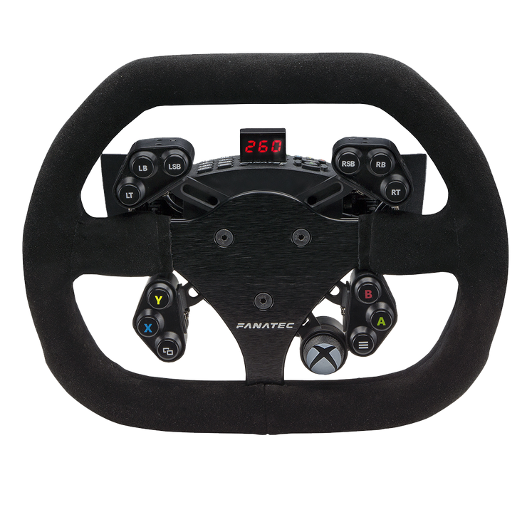 Fanatec ClubSport steering wheel Flat 1 Xbox One AU - Pagnian Advanced Simulation