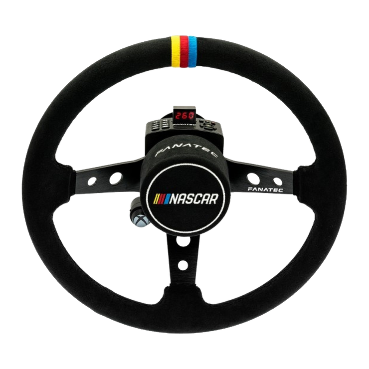 Fanatec ClubSport Steering Wheel NASCAR - Pagnian Advanced Simulation
