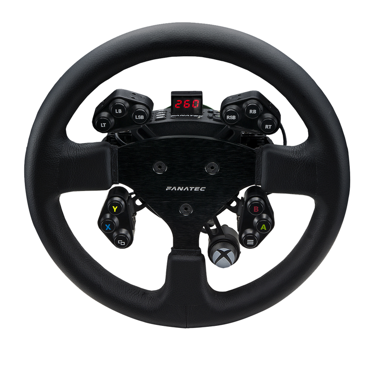 Fanatec ClubSport Steering Wheel Round 1 - Pagnian Advanced Simulation