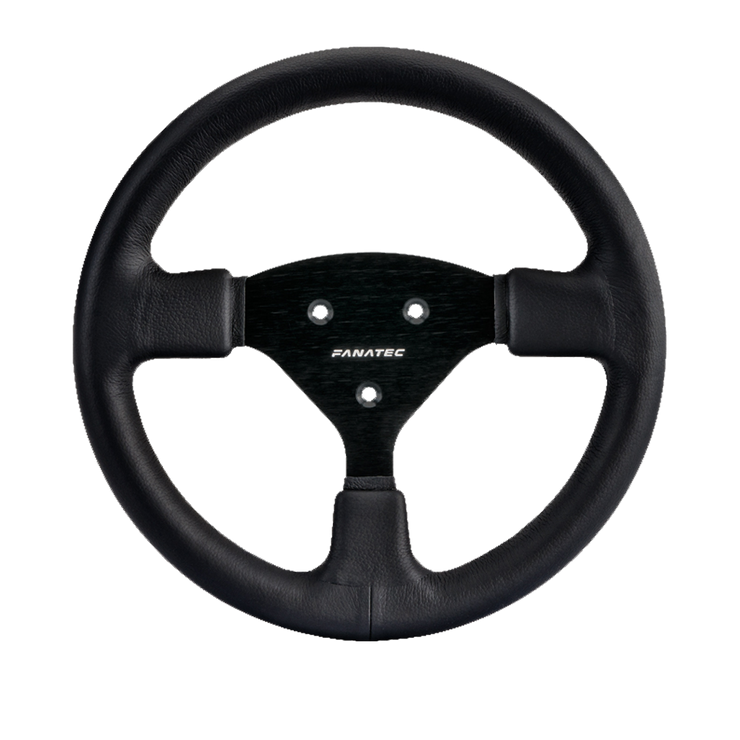 Fanatec ClubSport Steering Wheel Round 1 - pagnianimports