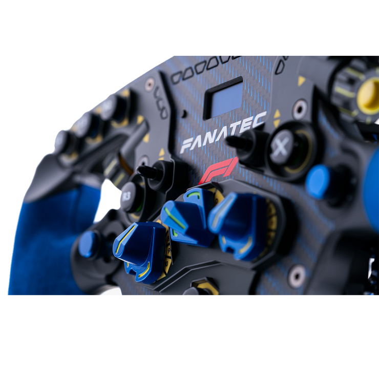 Fanatec Podium Racing Wheel F1 - officially licensed for PS4 - Pagnian Advanced Simulation