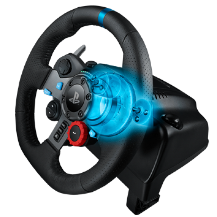 Logitech G29 Driving Force Steering wheel - pagnianimports