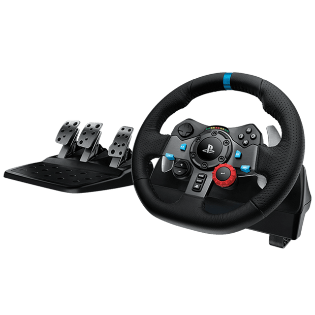 Logitech G29 Driving Force Steering wheel - Pagnian Advanced Simulation