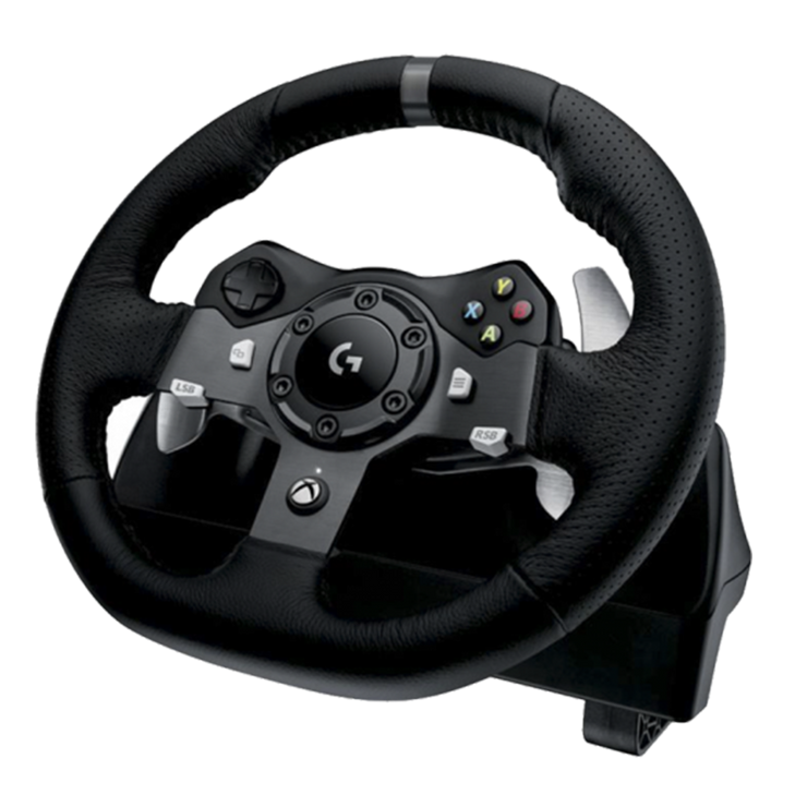 Logitech G920 Driving Force Steering Wheel Xbox one & PC - Pagnian Advanced Simulation