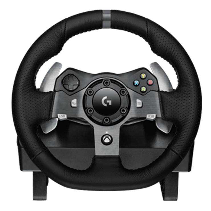 Logitech G920 Driving Force Steering Wheel Xbox one & PC - pagnianimports