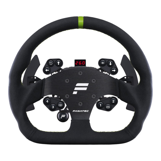 Fanatec Clubsport Steering Wheel GT Alcantara - Pagnian Advanced Simulation