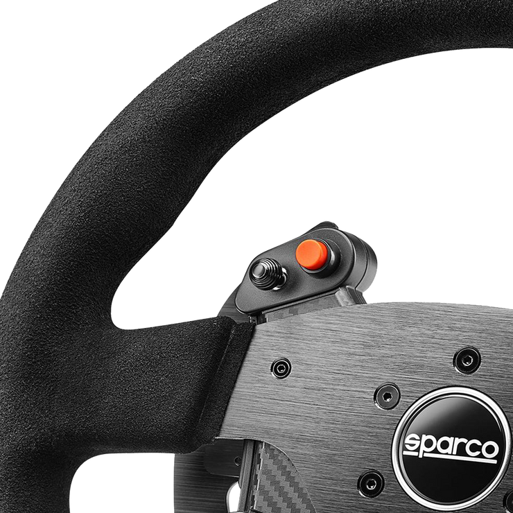 Thrustmaster Sparco R383 Rally Wheel Add-On Mod - pagnianimports