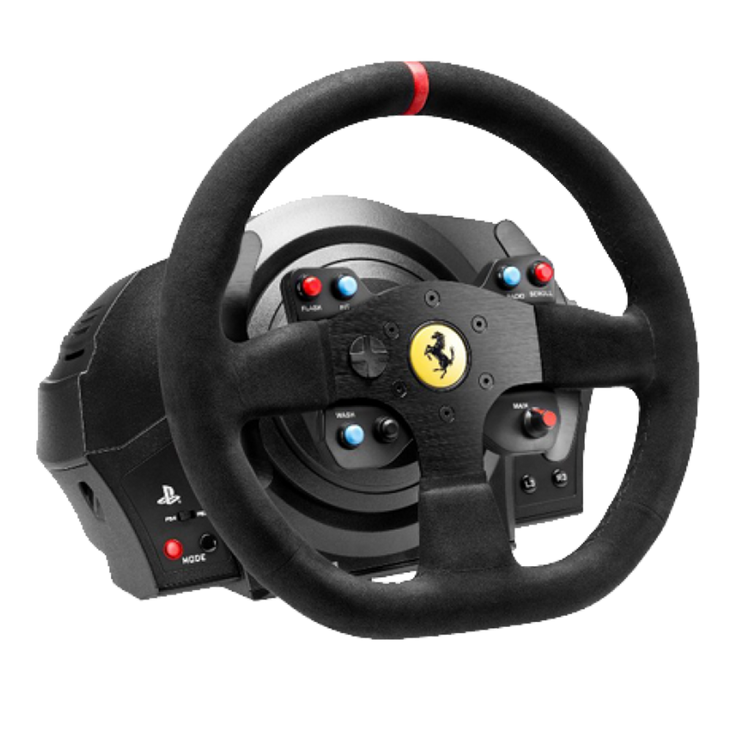 Thrustmaster T300 Ferrari Integral Racing Wheel Alcantara Edition - Pagnian Advanced Simulation