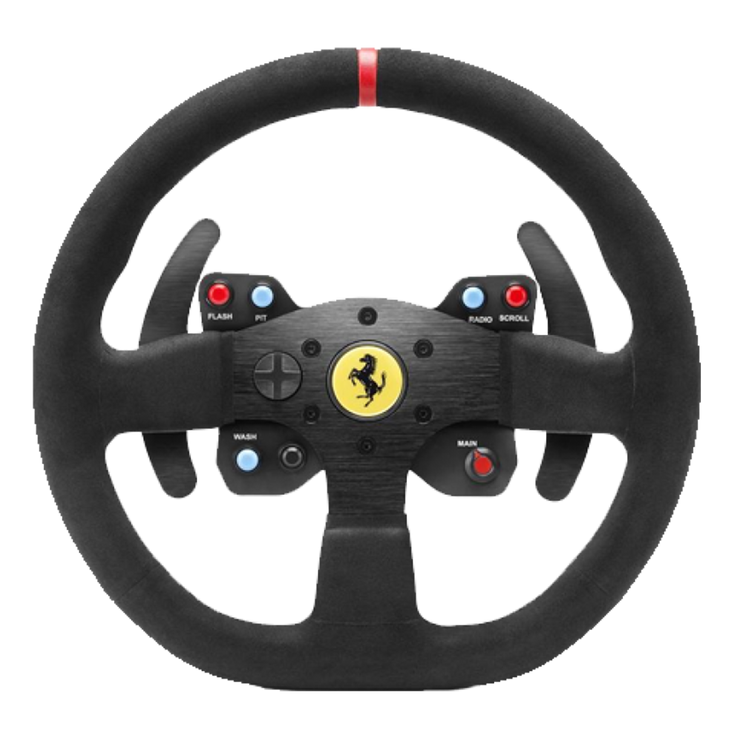 Thrustmaster T300 Ferrari Integral Racing Wheel Alcantara Edition - pagnianimports