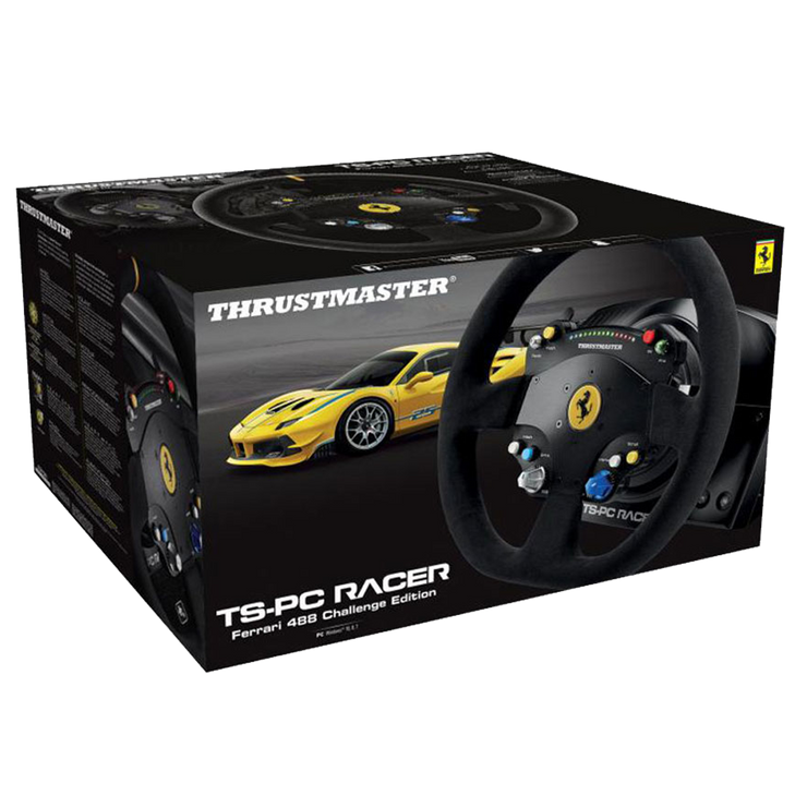 Thrustmaster TS-PC Racer Ferrari 488 Challenge Edition Racing Wheel - pagnianimports