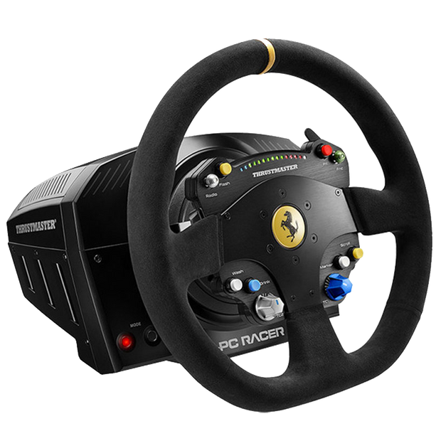 Thrustmaster TS-PC Racer Ferrari 488 Challenge Edition Racing Wheel - Pagnian Advanced Simulation