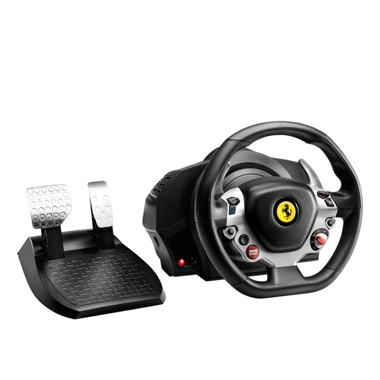 Thrustmaster TX 458 Italia Xbox One Steering Wheel Australia - Pagnian Advanced Simulation