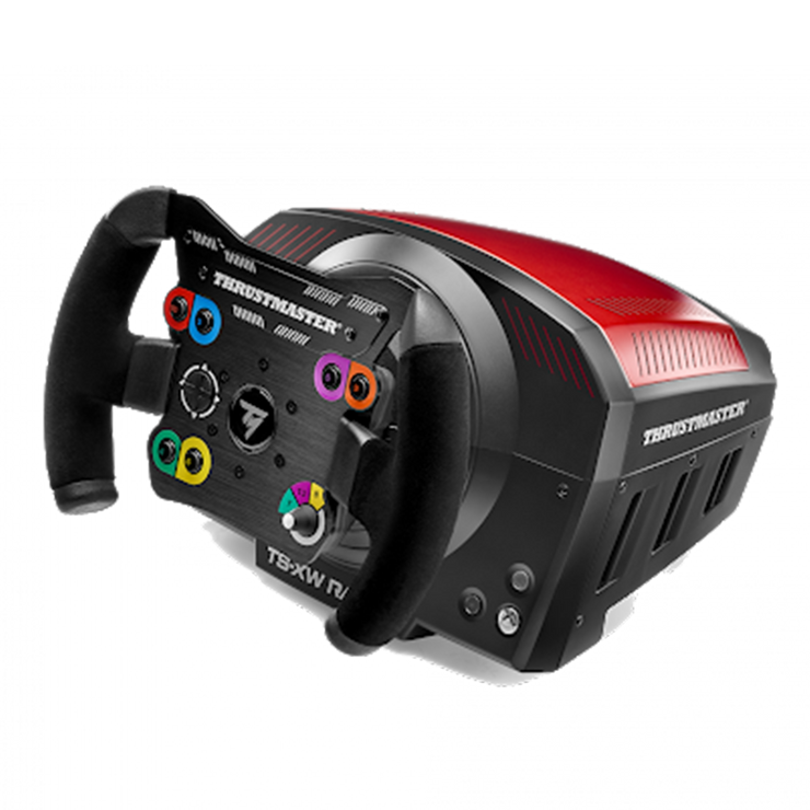Thrustmaster TM Open Wheel Add-On for T300- T500- TX Racing Wheels - Pagnian Advanced Simulation