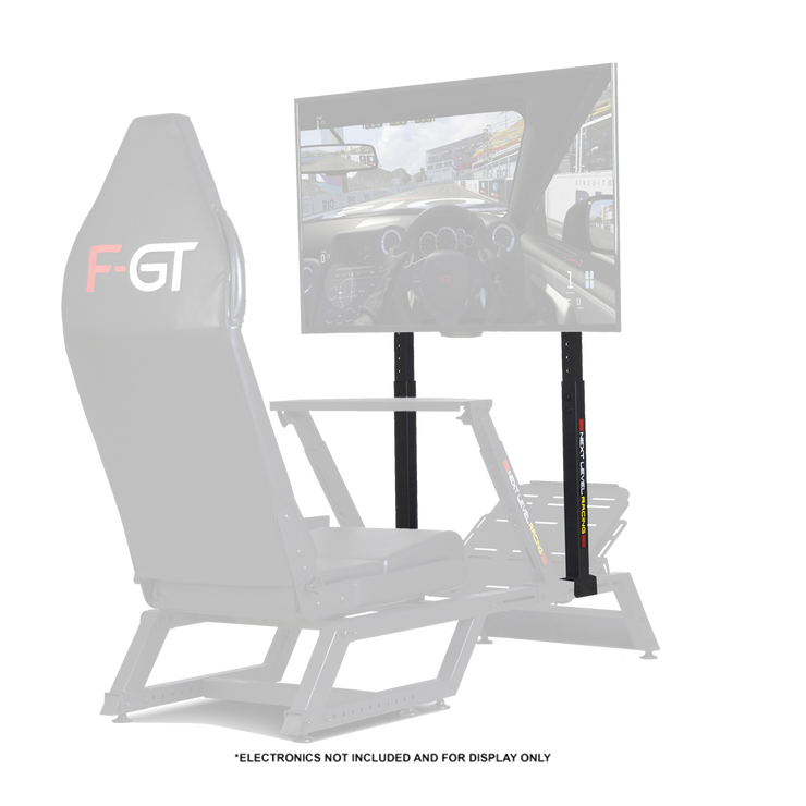 Next Level Racing F-GT Monitor Stand – Single and Triple Screen - Pagnian Advanced Simulation