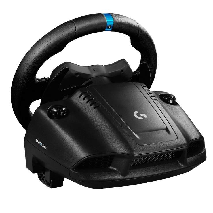 Logitech G923 Trueforce Sim Racing Wheel for PlayStation & PC - pagnianimports